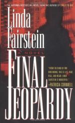 Jeopardy by Linda Fairstein