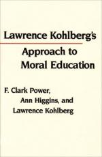 Kohlberg's Theory of Moral Reasoning by