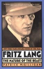 Lang, Fritz (1890-1976) by