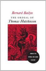 Letters of Thomas Hutchinson by Thomas Hutchinson by