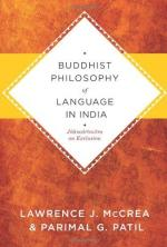 Logic and Inference in Indian Philosophy by