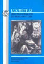 Lucretius(?-C. 55 Bce) by
