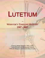 Lutetium by
