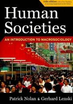 Macrosociology by