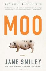 Moos and Muds by Jane Smiley