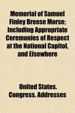 Morse, Samuel F. B. (1791-1872) by