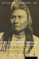 Nez Percé by