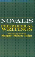 Novalis (1772-1801) by