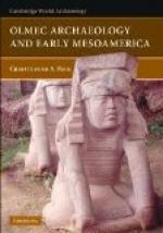 Olmec Religion by