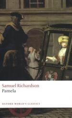 Pamela, or Virtue Rewarded by Samuel Richardson