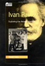 Pavlov, Ivan Petrovich (1849-1936) by