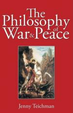 Peace, War, and Philosophy [addendum] by