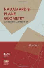 Plane Geometry by