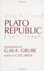 Plato (428/427 Bce-337/336 Bce) by