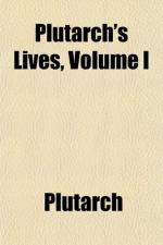Plutarch of Chaeronea (C. 46-After 119, Before 127 Ce) by