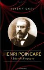 Poincaré, Jules Henri (1854-1912) by