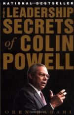 Powell, Colin by