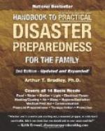 Preparedness by