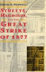Railroad Strike of 1877 by