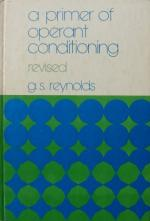 Reinforcement Theory by