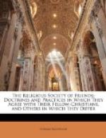 Religious Society of Friends (Quakers) by