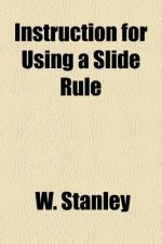 Slide Rule by
