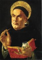 St. Thomas Aquinas by
