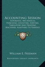 Tabulating Machines by