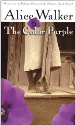 The Color Purple - Alice Walker - 1982 by Alice Walker