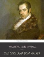 """The Devil and Tom Walker"" by Washington Irving"
