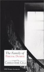 The Family of Pascual Duarte by