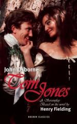 The History of Tom Jones: A Foundling by Henry Fielding