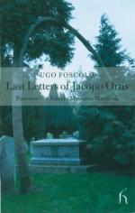 The Last Letters of Jacopo Ortis by