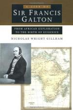 The Study of Human Heredity and Eugenics During the Nineteenth Century, Focusing on the Work of Francis Galton by