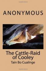 The Tain (The Cattle Raid of Cooley) as translated by Anonymous