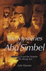 The Temples at Abu Simbel by