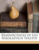 Tolstoy, Leo by