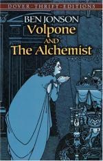 Volpone by Ben Jonson