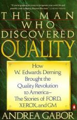 W. Edwards Deming by