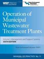 Wastewater Treatment by