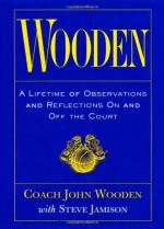 Wooden, John (1910-) by John Wooden