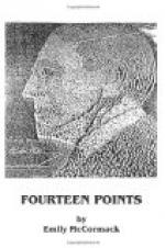 Woodrow Wilson's Fourteen Points by