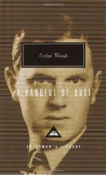 A Handful of Dust by Evelyn Waugh