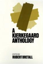 A Kierkegaard Anthology
