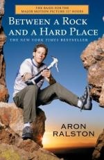A Rock and a Hard Place by Aron Ralston