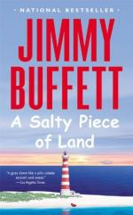 A Salty Piece of Land by Jimmy Buffett