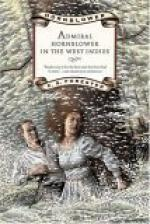 Admiral Hornblower in the West Indies by C. S. Forester