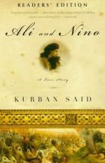 Ali & Nino by Lev Nussimbaum