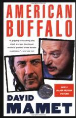 American Buffalo by David Mamet