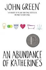 An Abundance of Katherines by John Green (author)